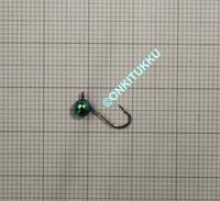 Volframi Prisma 3mm koukku #16 lenkki sateenkaari kromi