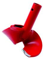155mm (6) irtoterä Heinolan Original punainen kunnostettu