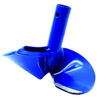 115mm (4,5) irtoterä Heinolan Original sininen kunnostettu