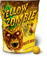 Boilie ananas Yellow Zombie 16 -24mm 1kg