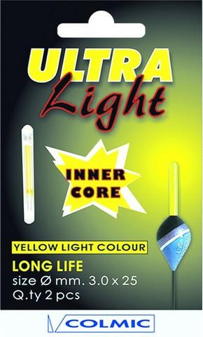 Ultra Light yövalo, tikku, 4,5mm, 2kpl