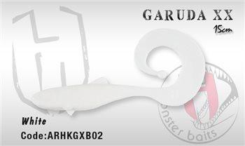 Garuda XX 15cm, White 1kpl