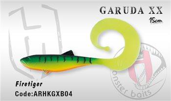 Garuda XX 15cm, Firetiger 1kpl