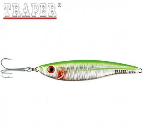 Pilker Mag 170g, vihreä