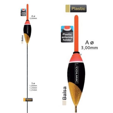Sarago yökoho 0,5g (4x16) 3mm antenni