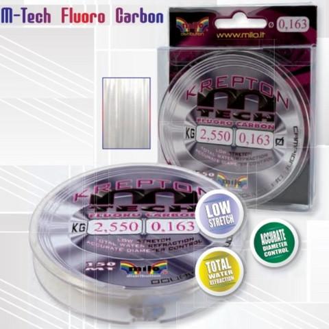 m-Tech fluorocarbon 150m 0,229mm