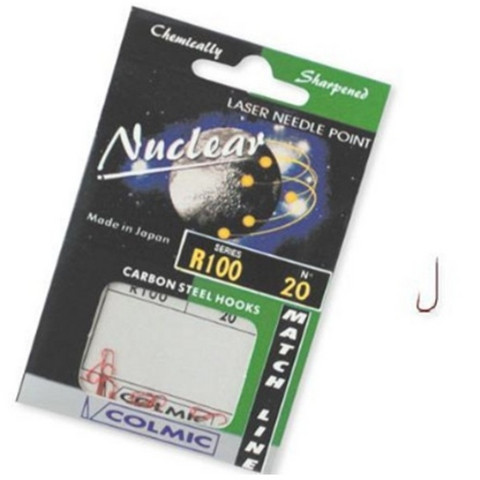 Nuclear R100 RED 18