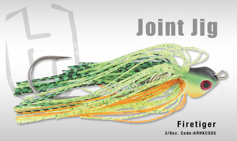 Joint Jig 10,5g 4/0 Silver