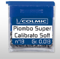 Piambo Super Calibrato Soft 0,394g; #2/0