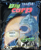 Big Carp Vanilla Vaniljantuoksuinen mäski 2,5kg