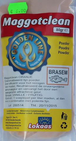 Maggotclean Brasem - toukanpuhdistusaine 80g