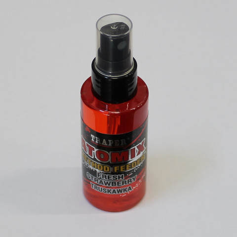 Atomix MF makea Mansikka sumutepullo 50ml - Strawberry