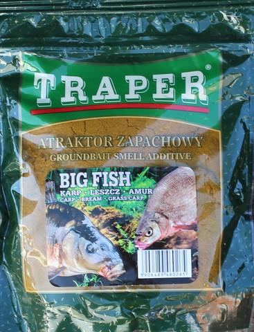 Big Fish hajustepussi isoille särkikaloille 250g