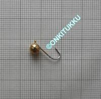Volframi Prisma 6mm koukku #10 kulta