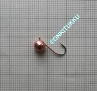Volframi Prisma 6mm koukku #10 kupari