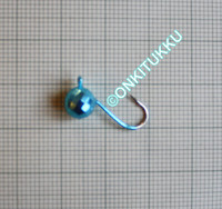 Volframi Prisma 7mm koukku #6 sininen kromi