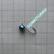 Volframi Prisma 5mm #8 lenkki sateenk.