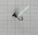 Volframi-mormuska 4mm #12 lenkki kromi