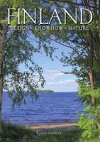 FINLAND - Design-Knowhow-Nature (englanti, kovakantinen)