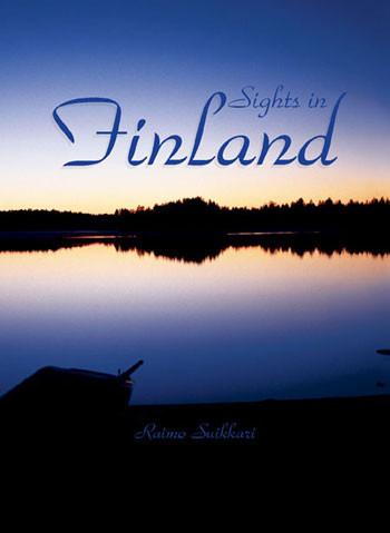Sights In Finland (englanti, kovakantinen)