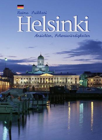 Helsinki Ansichten, Sehenswürdigkeiten (saksa, pehmeäkantinen)