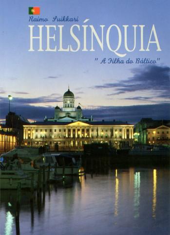 Helsinquía 'A Filha do Báltico' (portugali, pehmeäkantinen)