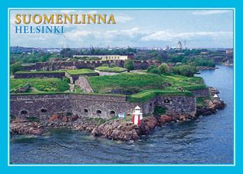 Postikortti Suomenlinna Helsinki PS-T04-01
