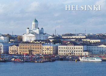 Postikortti Helsinki mereltä PS-T02-34