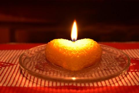 Loving Heart -kynttilä, Cosmetic