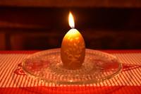 Easter Ellipse -kynttilä, Second Chance