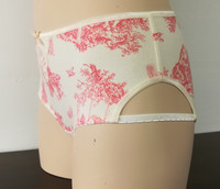Romance cut-out panties