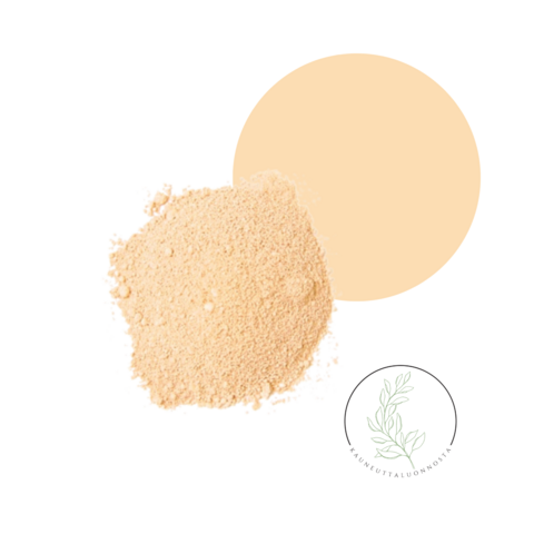ASHLIE, Kuivan ja normaalin ihon mineraalimeikkipohja, 10g