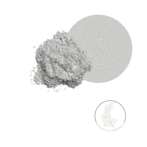 Mineraaliluomiväri, Silver 1,5 g