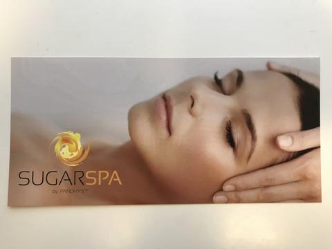 SugarSpa Lahjakortti naisille