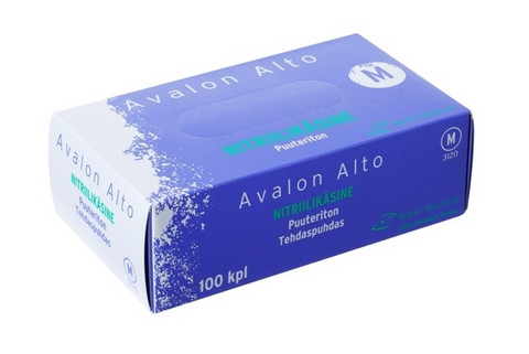 ALTO nitriili XS-koko, violetti