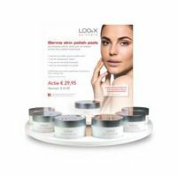 LOOkX AHA-Kuorintalappujen myyntiteline