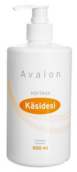 AVALON käsidesi 500ml pumppu pullo