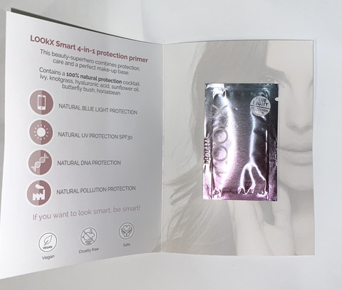 LOOkX Smart 4in1 primer näyte