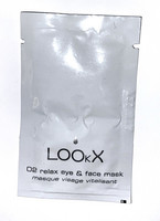 LOOkX O2 -naamio näyte