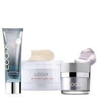 LOOkX tuotepaketti masknen hoitoon.