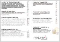 PANDHY'S™ Sokerointi esite