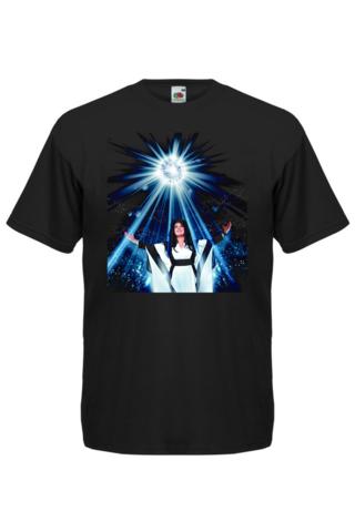 Kaija Koo T-paita Kaija kuvassa, O-Aukkoinen