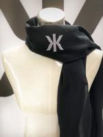 Kaija Koo huivi bling bling logolla
