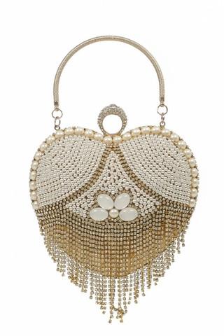 Helmisydän kultalaukku