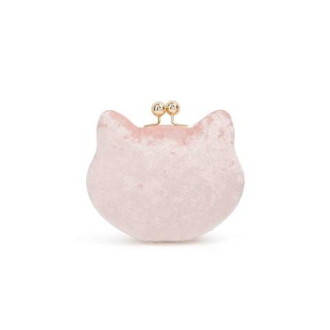 Sametti kissa, vaaleanpunainen