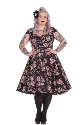 Sokerikallo mekko