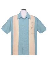 Vaalean sininen martinilasi paita