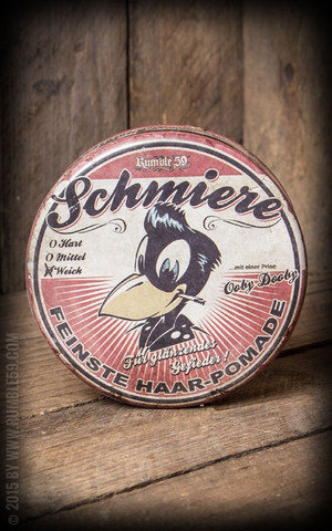 Schmiere light/brilliance-pomade
