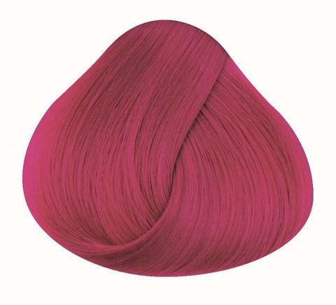 Flamingo pink hiusväri