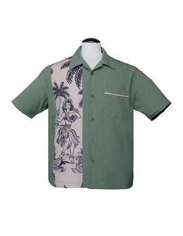 Hawaij tyttö paita